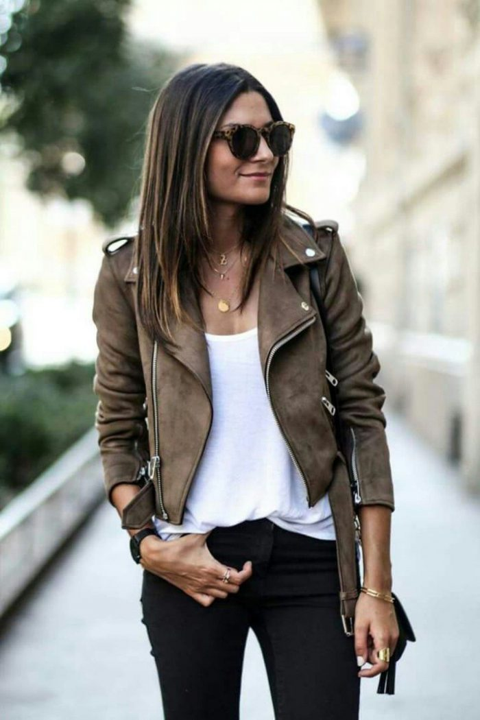 29 leather ideas for summer 2021