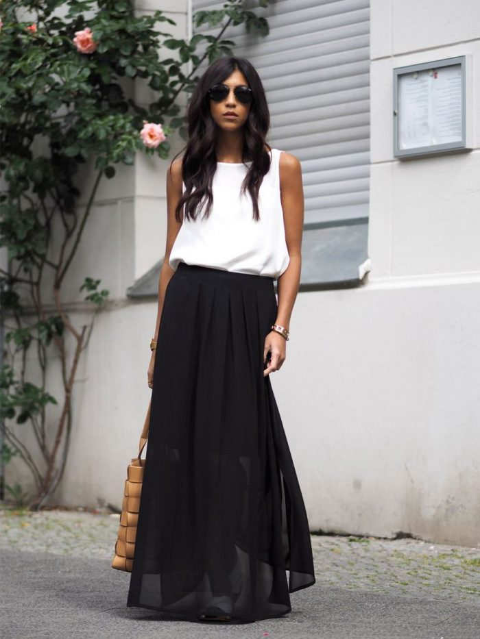 33 Summer Ways Layering Sheer Clothing 2021