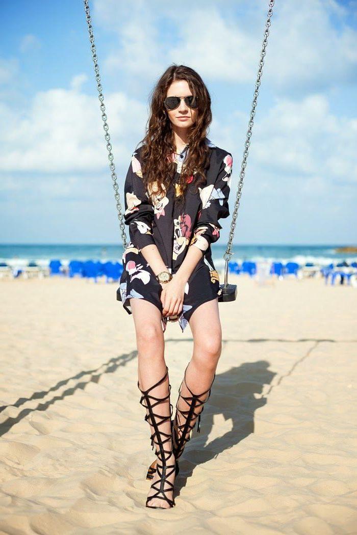 38 Beachwear inspired by the seventies is looking for summer 2021