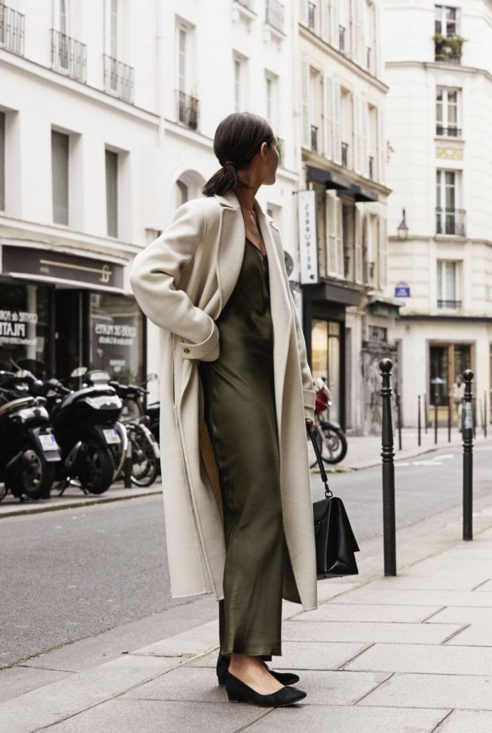 Use of summer pieces with autumn outfits 2021