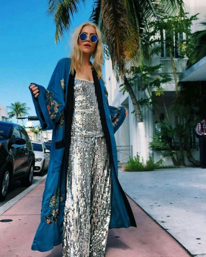 34 summer ways to wear sequins and look glamorous in 2021