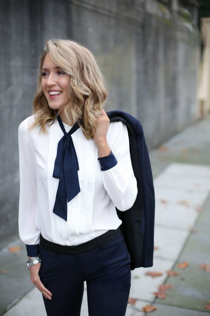 How to wear bow ties for women in 2021