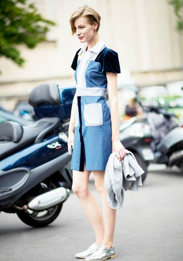 23 Patchwork style must be for women in 2021