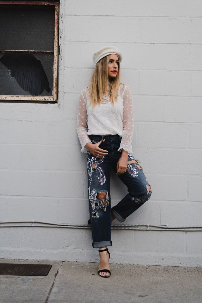 How to style your boyfriend jeans 2021