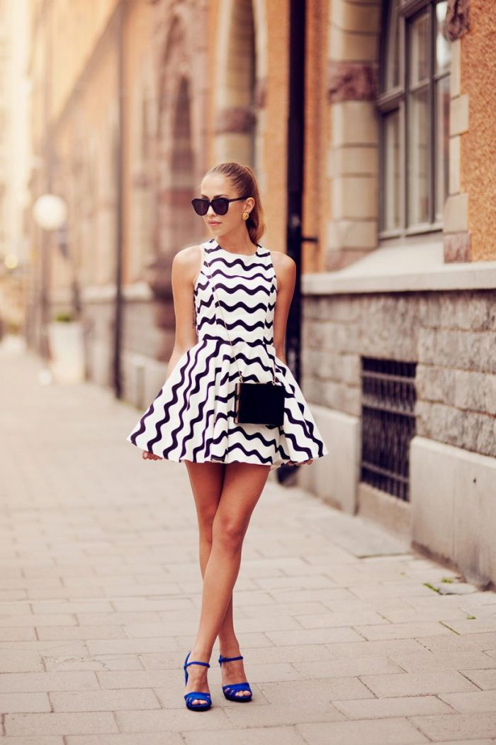 New 33 striped outfit ideas for women 2021