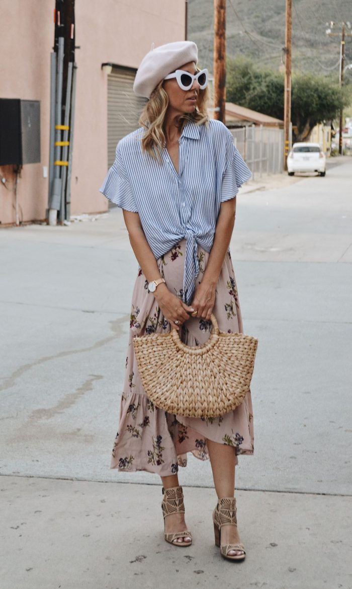 Top 36 Midi Skirts To Be In Style 2021