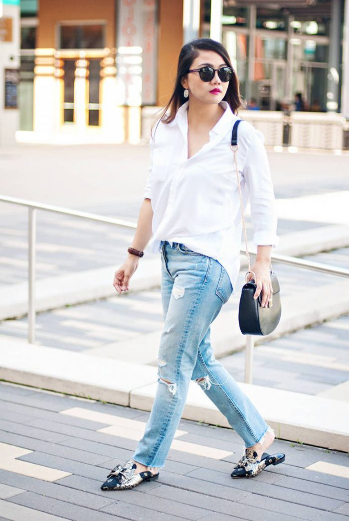 White tops to wear and stay trendy in 2021