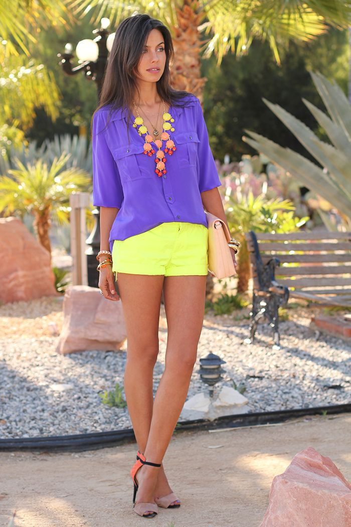 How to mix and match colors in your 2021 outfit