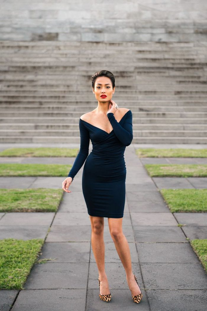 How to wear bodycon dresses in 2021