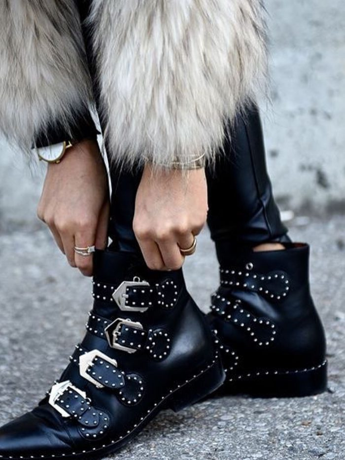 Statement shoes for cold weather 2021