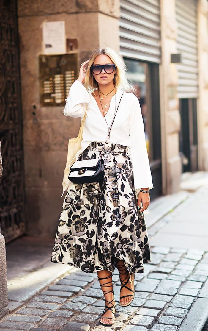 How to wear lace-up flats and stay trendy in 2021