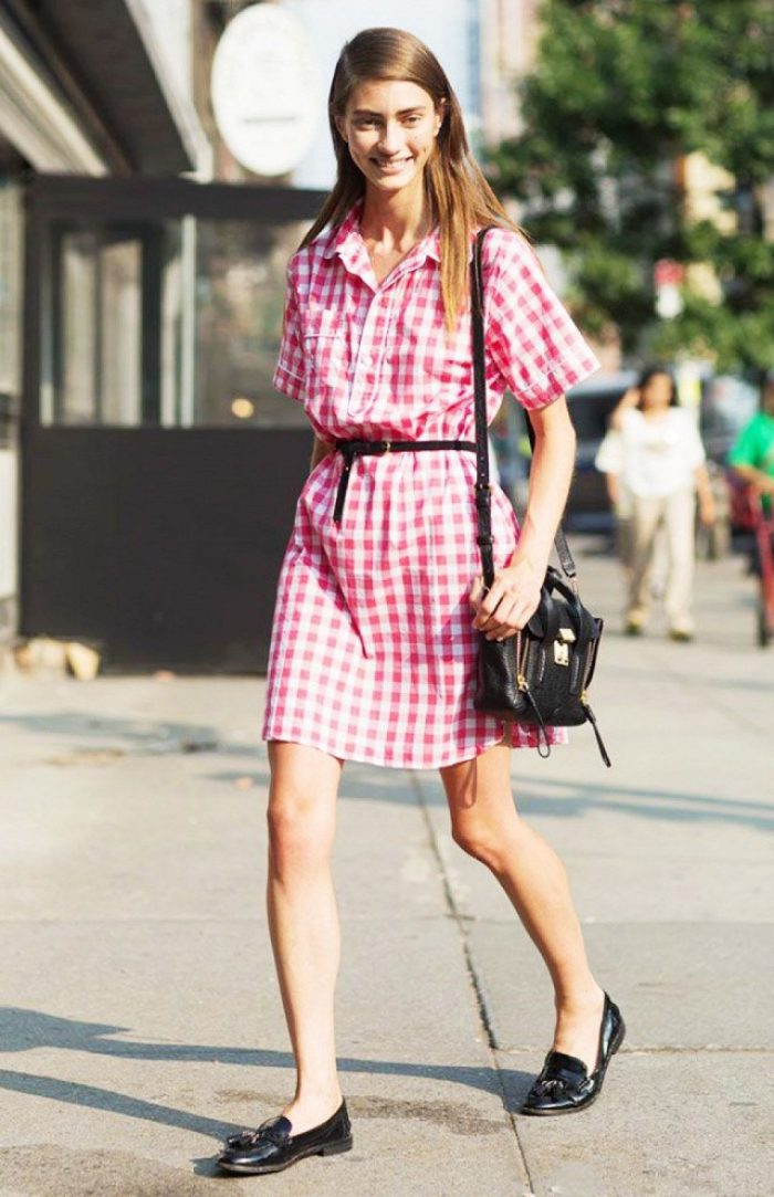 How to wear gingham in 2021