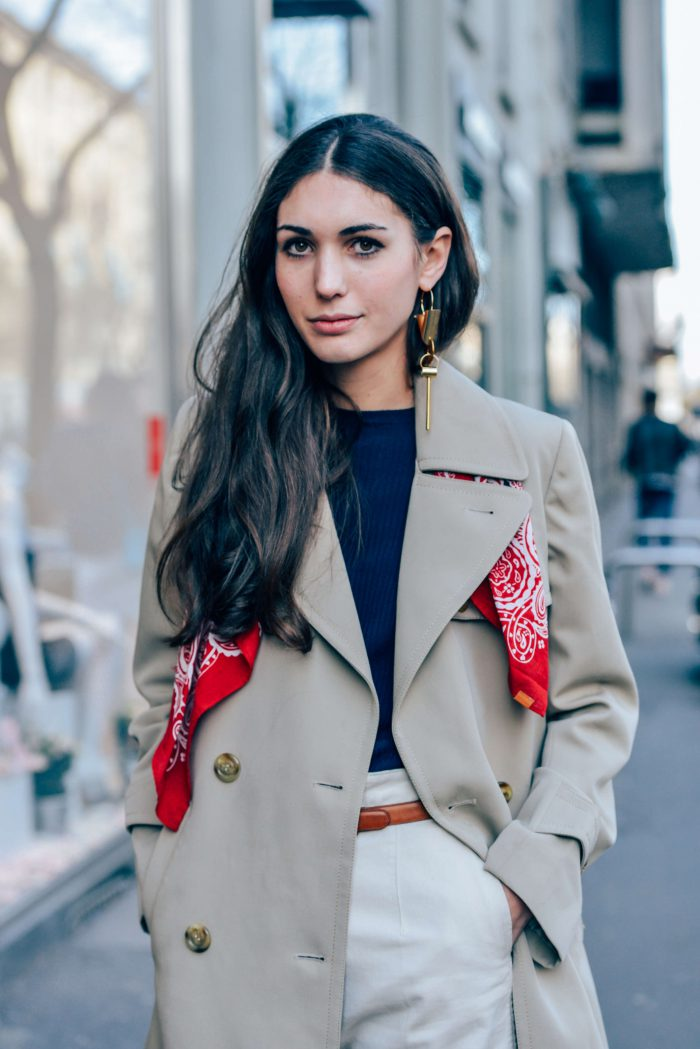 How to make the scarf look amazing with your coat 2021