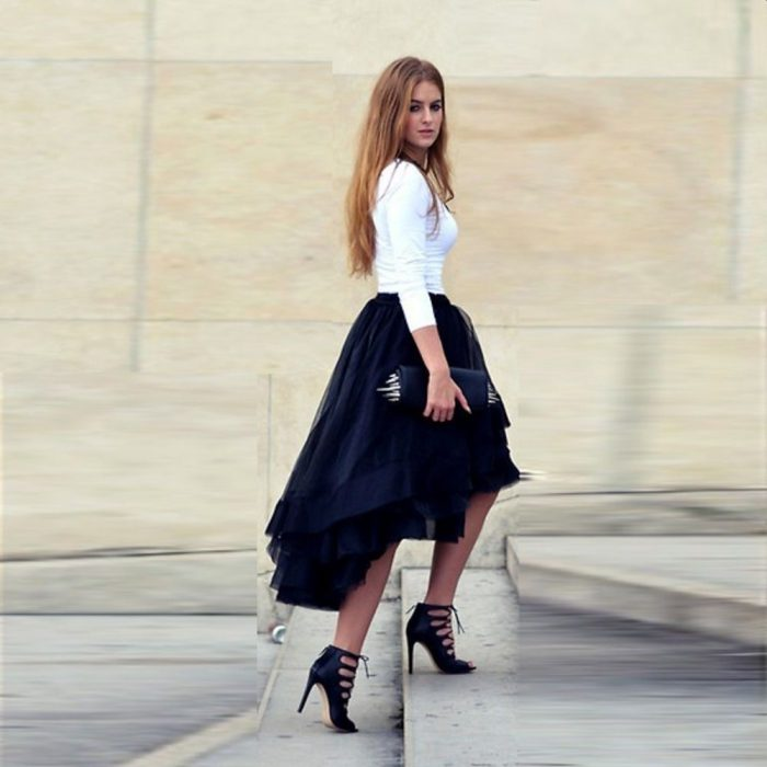 Best ways to wear high waisted skirts in 2021