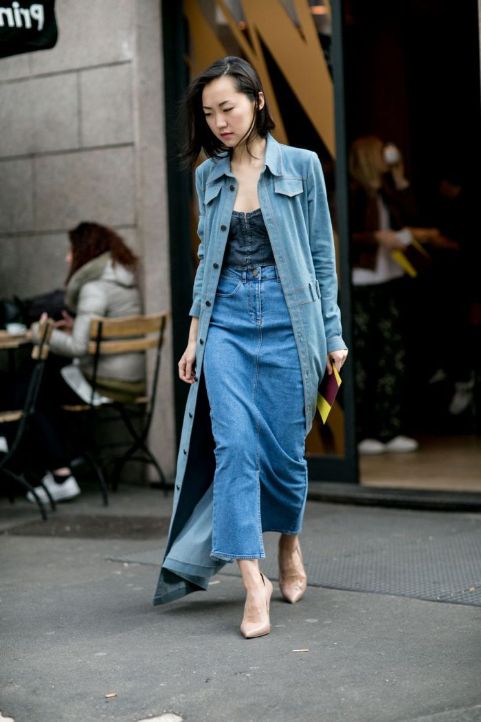 How to dress up your denim in 2021