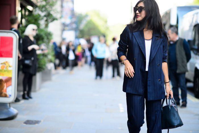 Ladylike Ways to Wear a Suit 2021