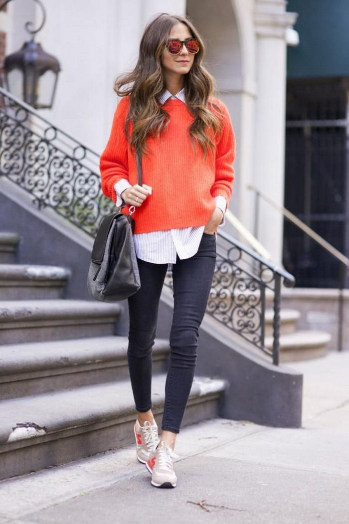 Winter simple outfit ideas for women 2021