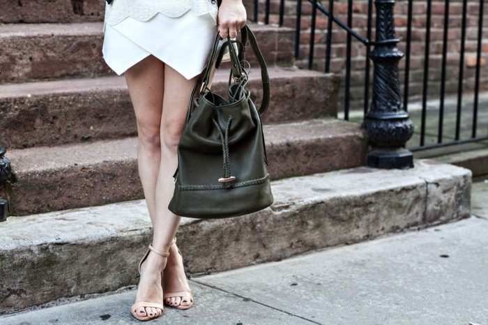 How to style drawstring bucket bags 2021