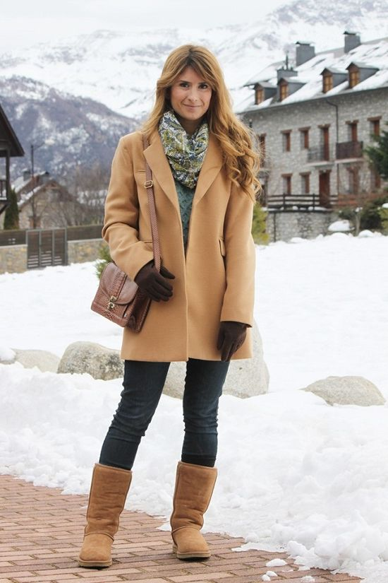 How to wear Uggs this winter 2021