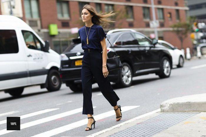 New York Fashion Week: Street Style Looks Like 2021