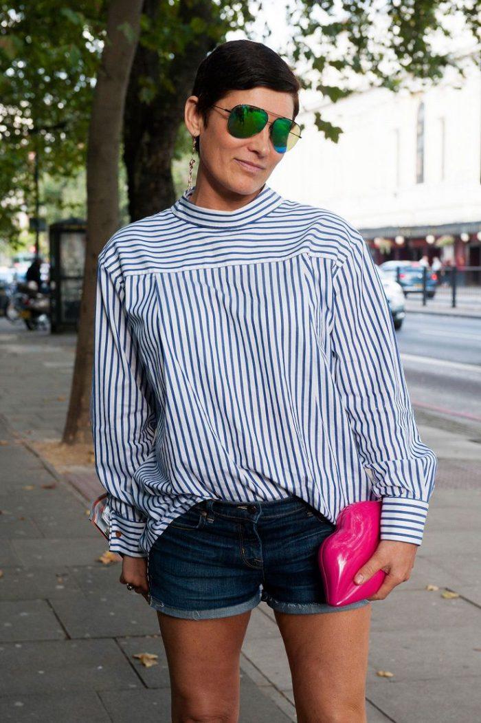 Street style looks: London Fashion Week 2021