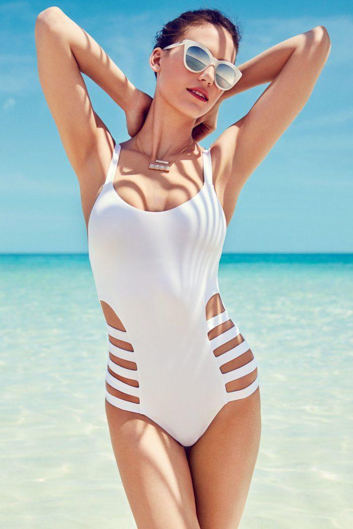 Swimsuit trends for summer 2021