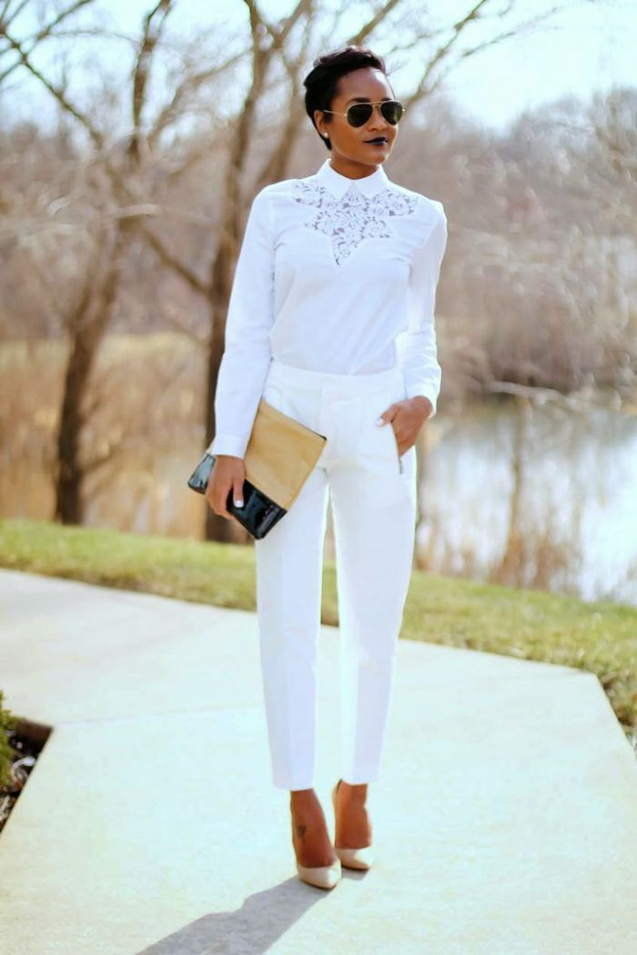 How to wear the Winter Whiteout Trend 2021