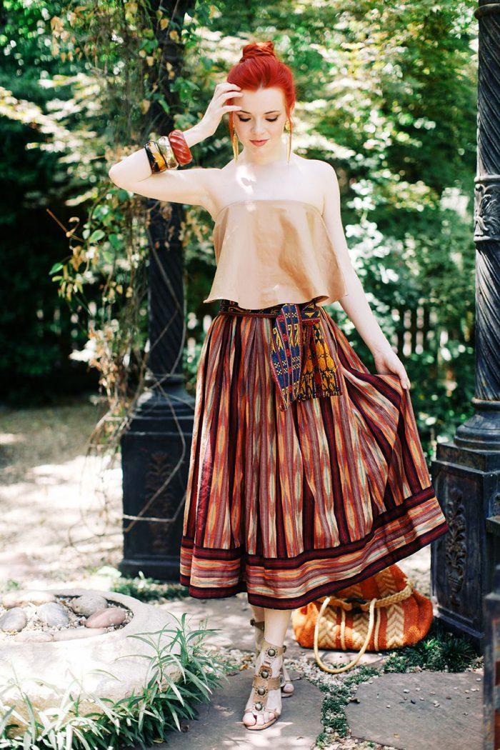 My favorite ways to wear Tribal Trend 2021