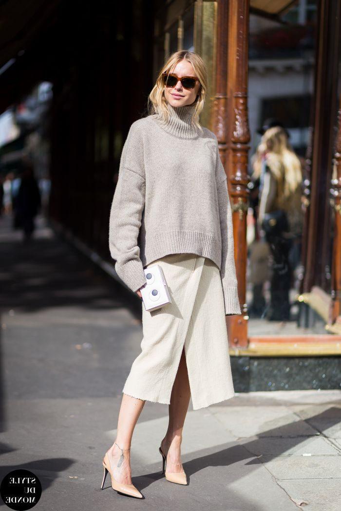 How should women wear bare shoes?  2021
