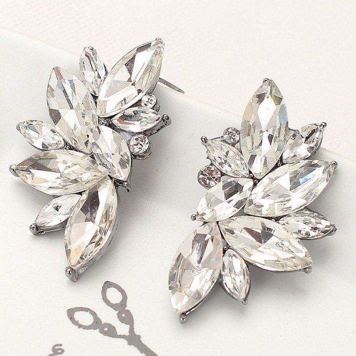 Best jewelry rhinestone earrings 2021