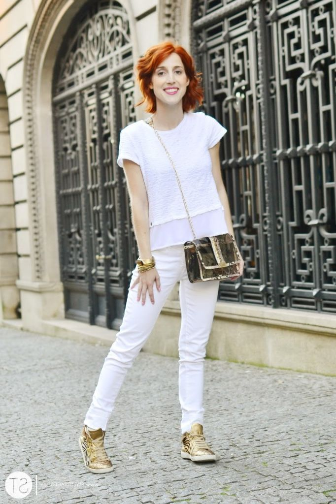 How to wear white tops like a real fashionista in 2021