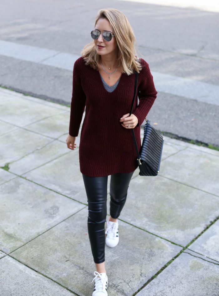 What to wear with leggings in 2021