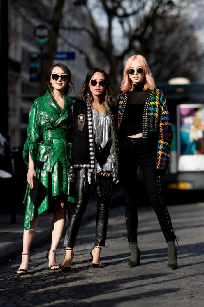 36 must-try colored leather looks for women in 2021