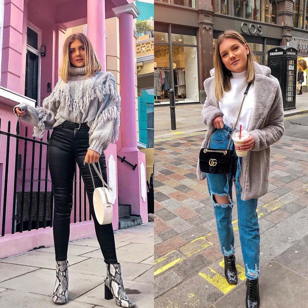 Fall Essentials: Knitwear, Fur and Leather 2021