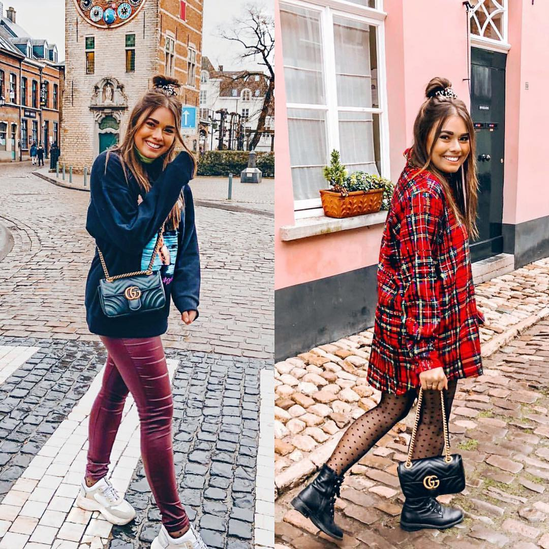 Fall essentials: checked coats, lederhosen and sweaters 2021