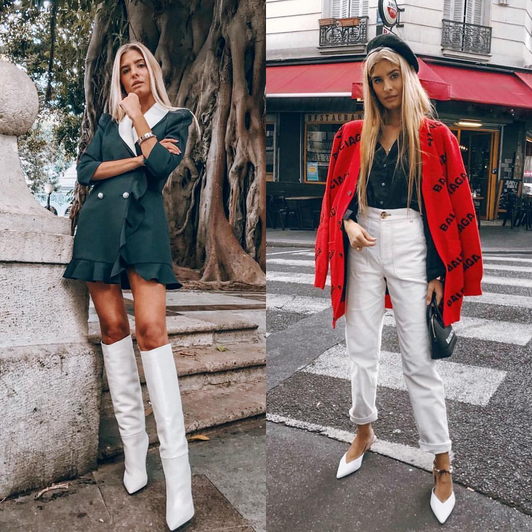 How to Dress Like a Parisian: French Chic Autumn Essentials 2021
