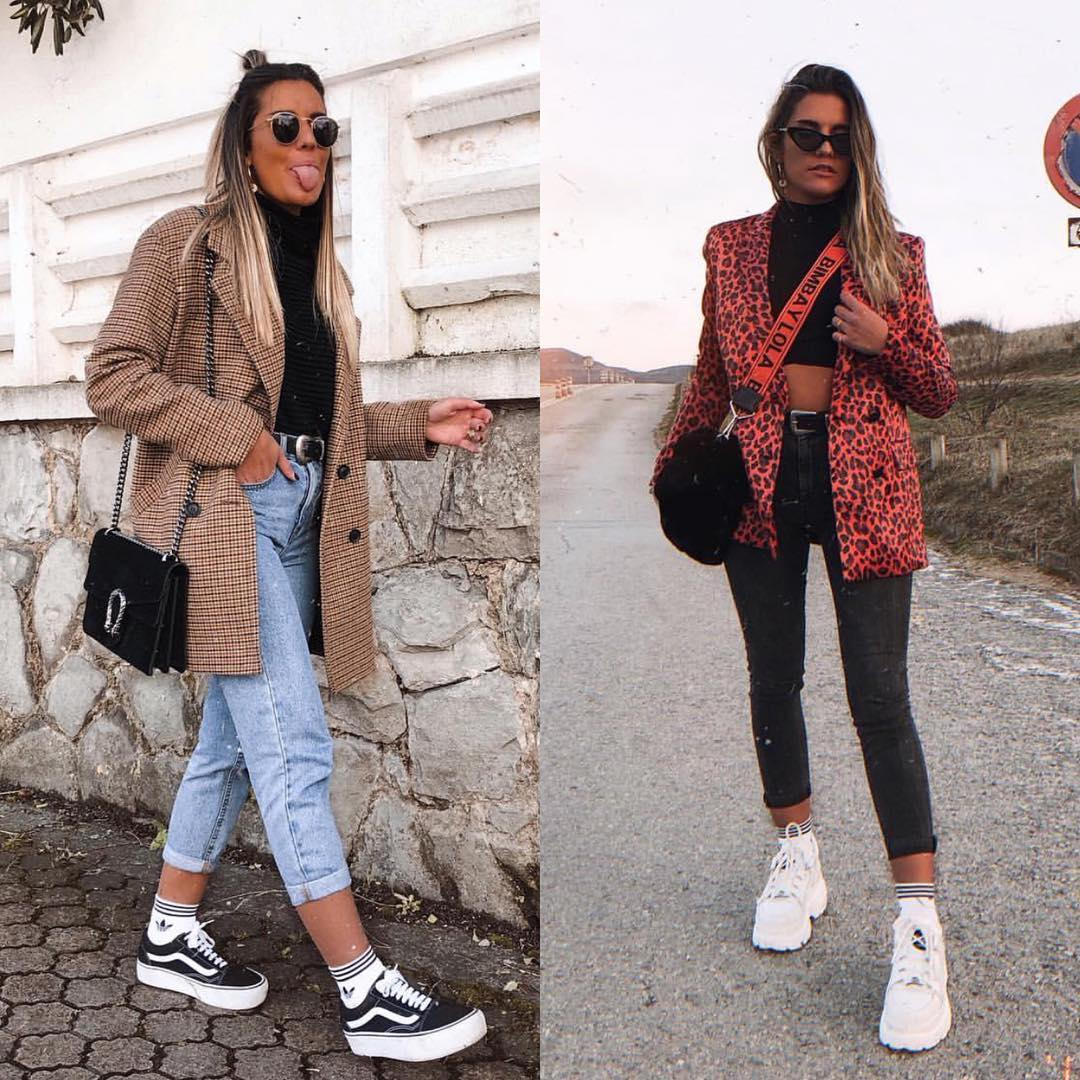 How to wear blazers this spring 2021