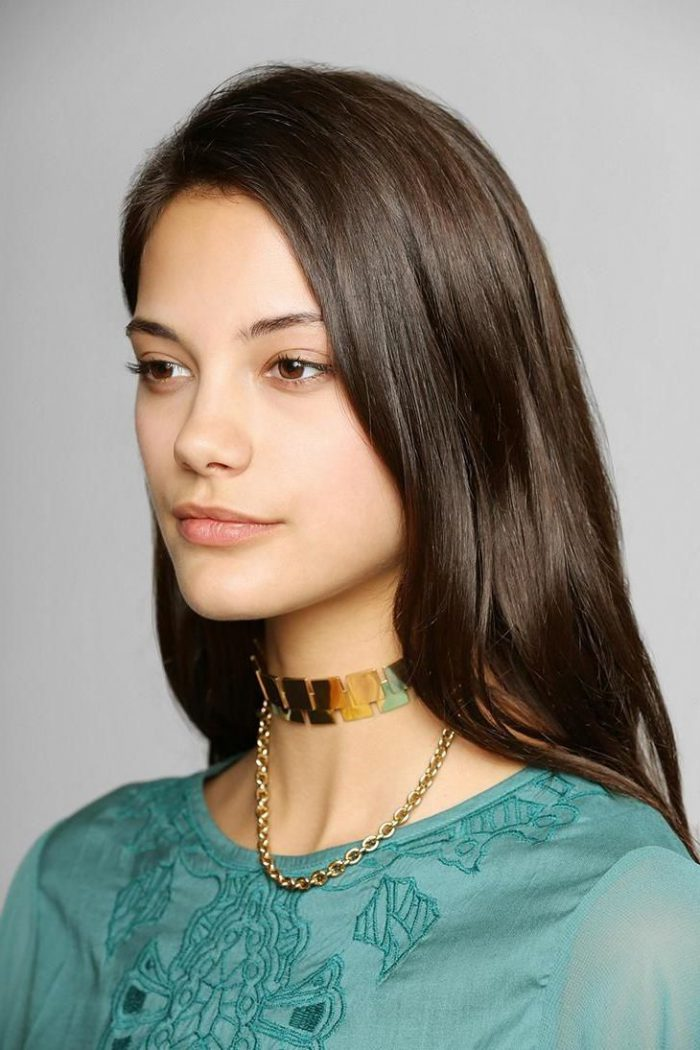 How to wear chokers in 2021