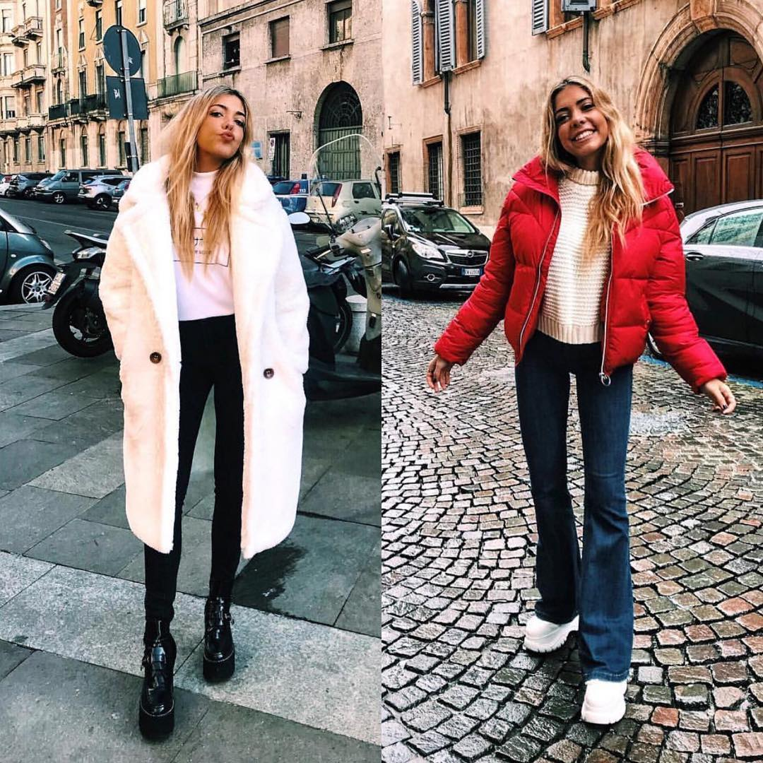 Outerwear must-haves for the Italian winter 2021