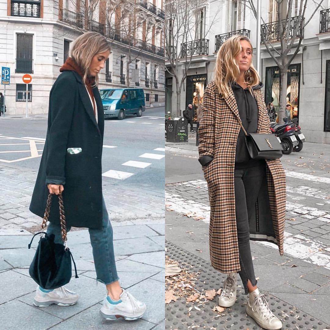 Parisian Chic Essentials: Cozy coats for autumn 2021