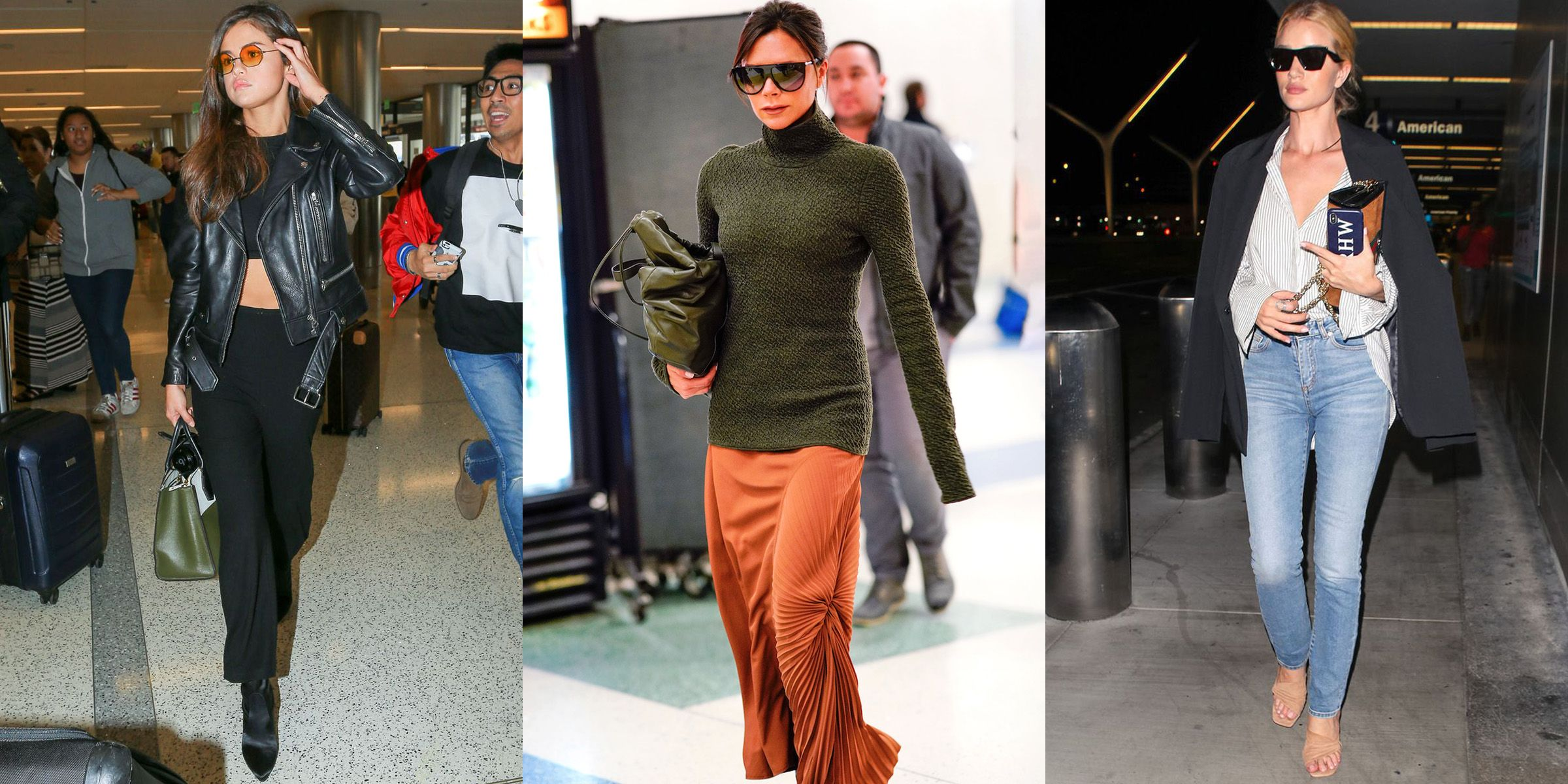Airport Style Trends For Women