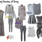 All In Grey Shade Outfit