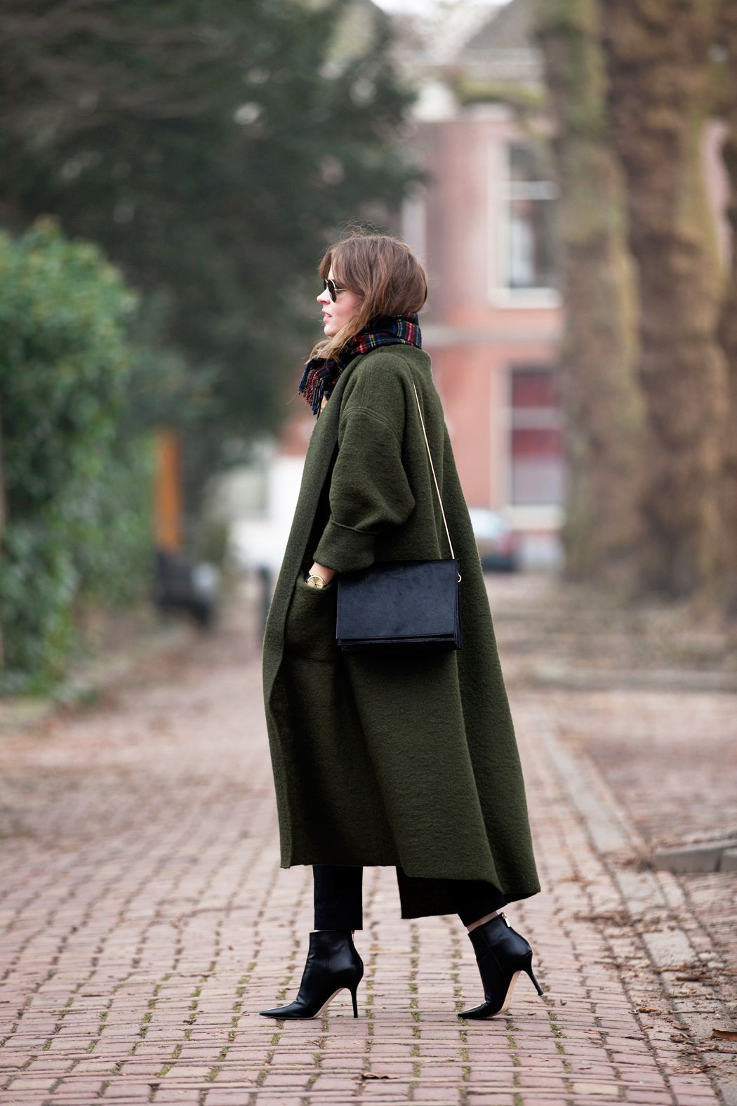 Ankle Coats Outfits