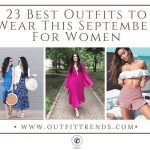 Best OOTD For September Outfit