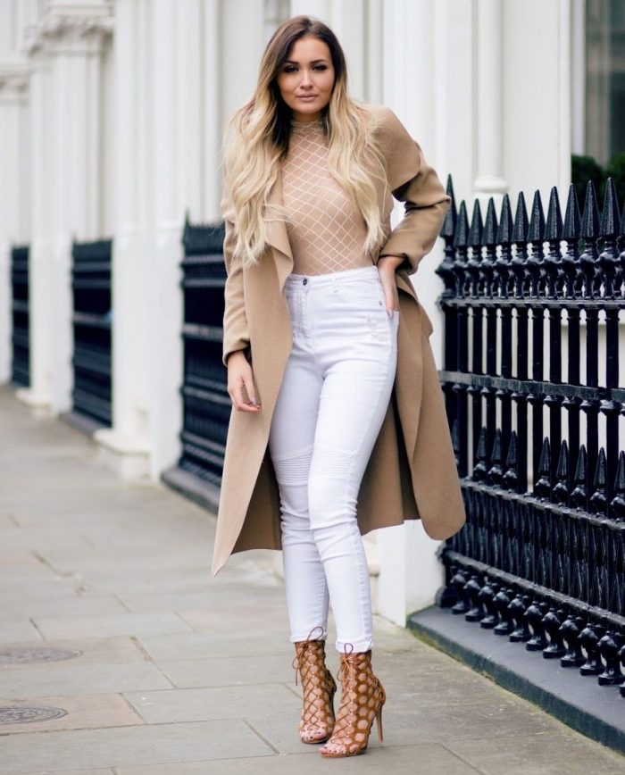 Bodysuits For Women Street Style Outfit