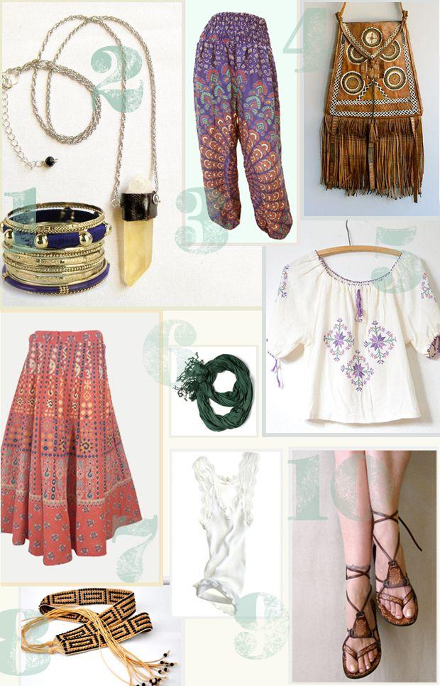 Bohemian Essentials For Summer