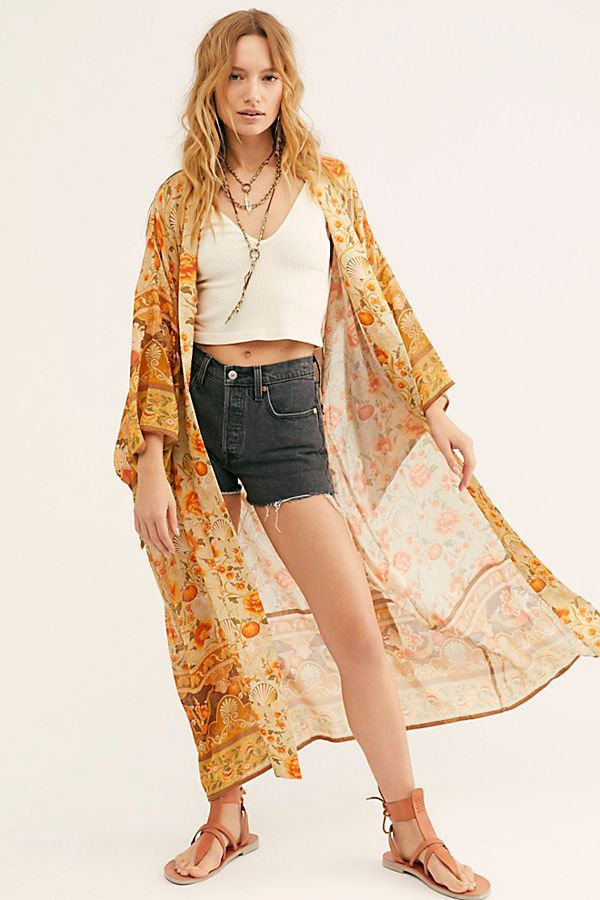 Bohemian Style Outfits For Young Ladies
