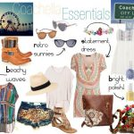 Coachella Essentials For Summer
