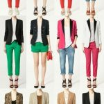 Color Combos For Women Outfit