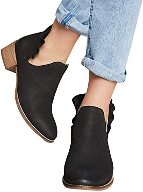 Cut-Out Boots For Women